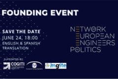 Acto de Presentación de la Red Network of European Engineers in Politics (NEEP)