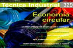 Número 329 de la revista Técnica Industrial.