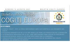 Boletín COGITI Europa - Agosto 2021